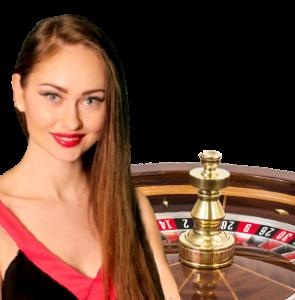 live casino girl