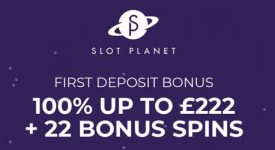 slot planet casino with free spins no deposit