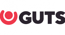 guts casino offer logo red and black